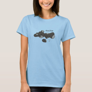 bad day to be a teddy bear T-Shirt