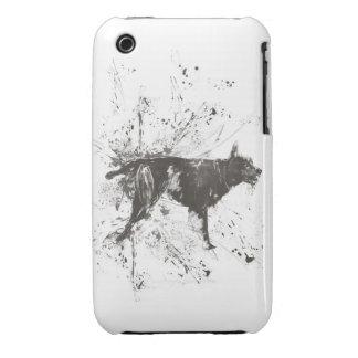 Bad dog iPhone 3 case