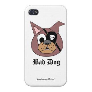 Bad Dog iPhone 4 Cases