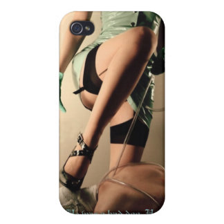 Bad Dog Cover For iPhone 4