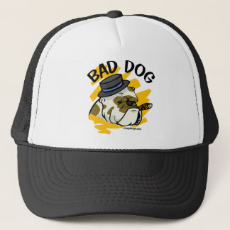 Bad Dog Trucker Hat