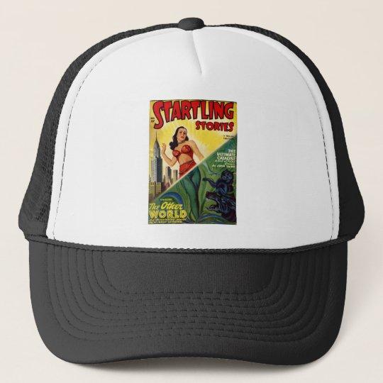 Bad Dogs in New York Trucker Hat