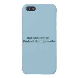 Bad Drivers of Central PA iPhone5/5S Case iPhone 5/5S Covers
