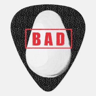 Bad Egg Guitar Pick
