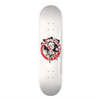 BAD_FAITH SKATE BOARD DECK
