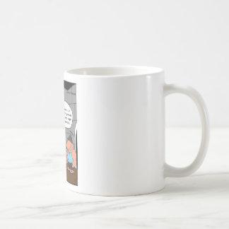 Bad Food Combination Funny Gifts & Tees Basic White Mug
