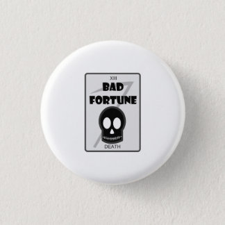 Bad Fortune logo badge