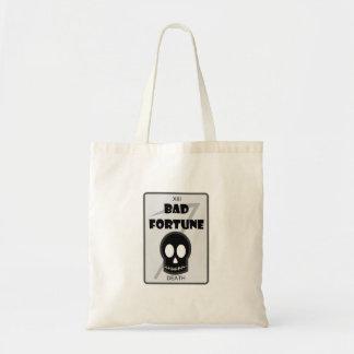 Bad Fortune tote bag