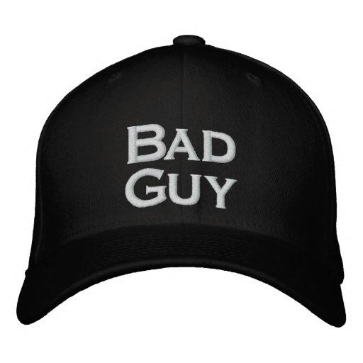 Bad Guy Hat Baseball Cap