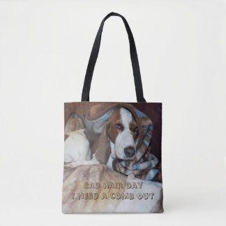 Bad hair day dog grooming bag