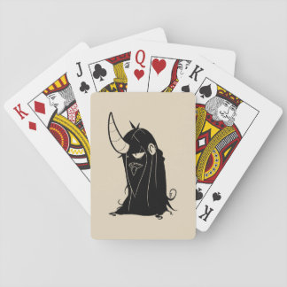 Bad Hairday Playing Cards