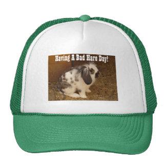 Bad Hare Day Baseball Hat