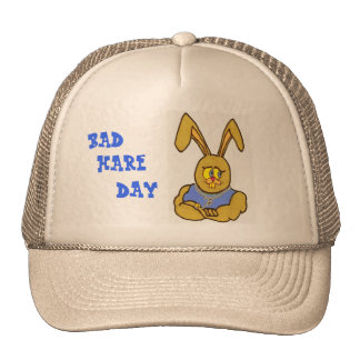 Bad hare day cap