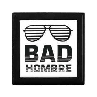 Bad Hombre Gift Box