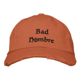 Bad Hombre immigrants unity baseball cap