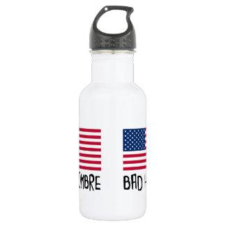 Bad Hombre Politics 532 Ml Water Bottle