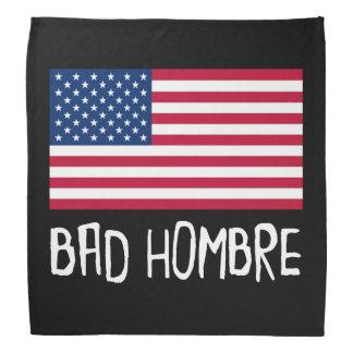 Bad Hombre Politics Bandana