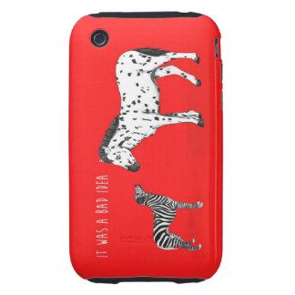 Bad idea tough iPhone 3 cases