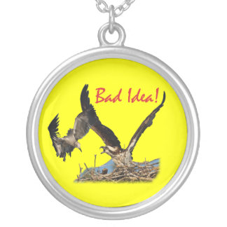 Bad Idea! Personalized Necklace
