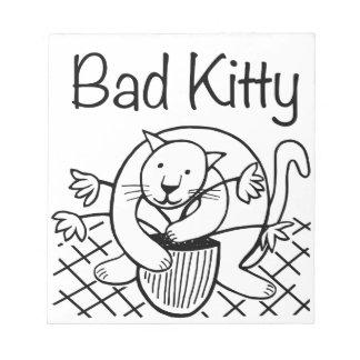 Bad Kitty 2 Notepad