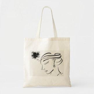 Bad Mood Tote Bag