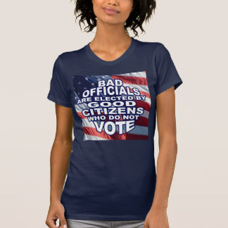 Bad Officials (For Her) T-Shirt