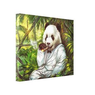 bad panda canvas