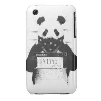 Bad panda iPhone 3 Case-Mate case