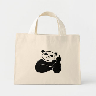 Bad Panda Mini Tote Bag