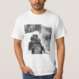 Bad Po Fo B/W Tee Shirt