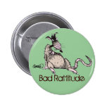 Bad Rattitude Button