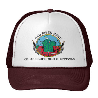 Bad River Band Chippewa Cap