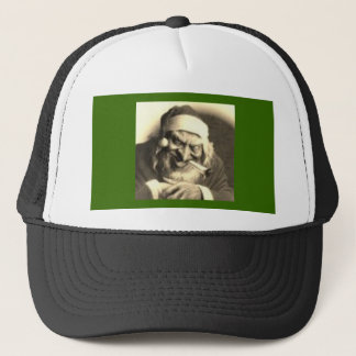 BAD SANTA TRUCKER HAT