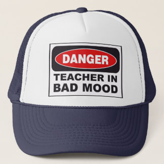 Bad Teacher Trucker Hat