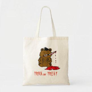 Bad Teddy Tote Bag