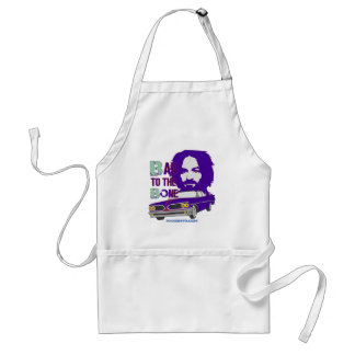 bad to the bone 2 standard apron