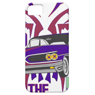 bad to the bone barely there iPhone 5 case