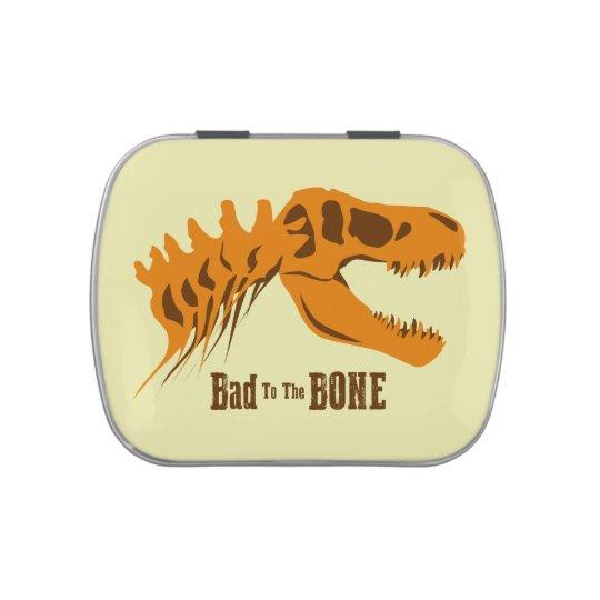 Bad to the Bone Candy Tin