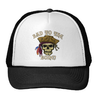 Bad To The Bone Cap