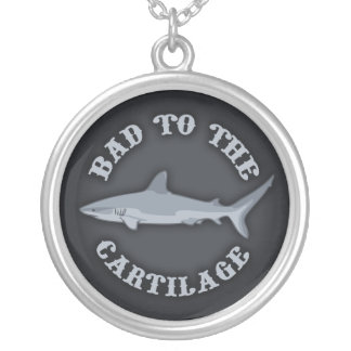 Bad to the Cartilage Pendant
