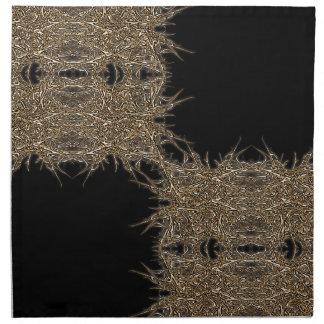 badark gold napkin