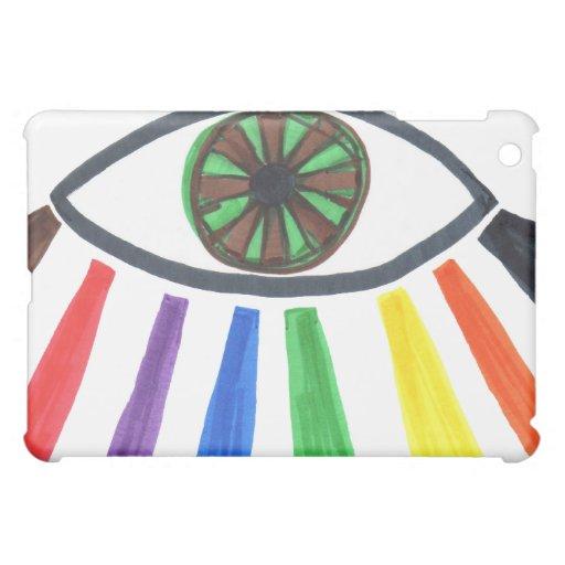 Badass Eye Cover For The iPad Mini