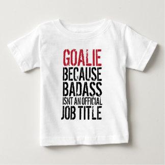 Badass Goalie T-Shirt