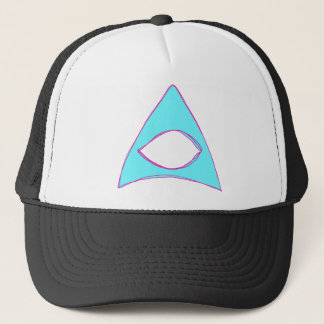 Badass Illuminati Trucker Hat
