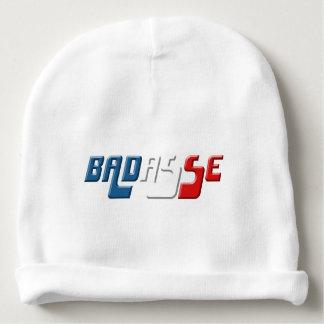 BADASSE FRANCE BABY BEANIE