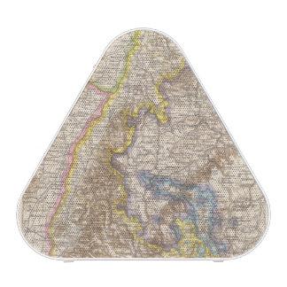 Baden Germany Atlas Map