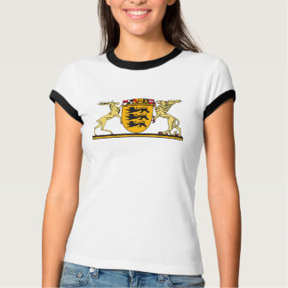 Baden Wurttemberg Coat of Arms T-shirt