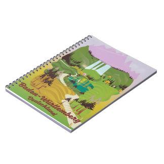 Baden-Württemberg deutschland Notebooks