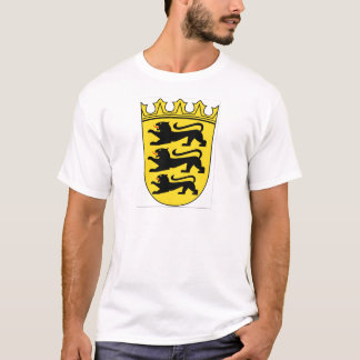 Baden-Württemberg (Germany) Coat of Arms T-Shirt