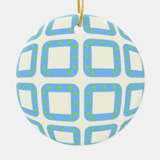 BADESD Sphere Round Ceramic Decoration